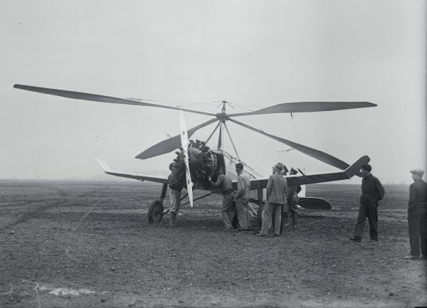 Autogyro Plane