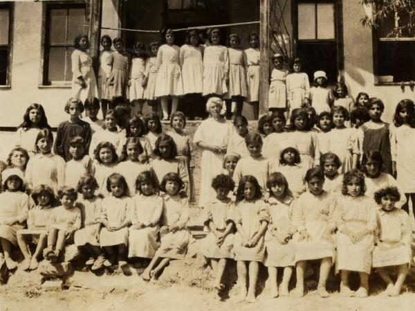 Group photograph of 