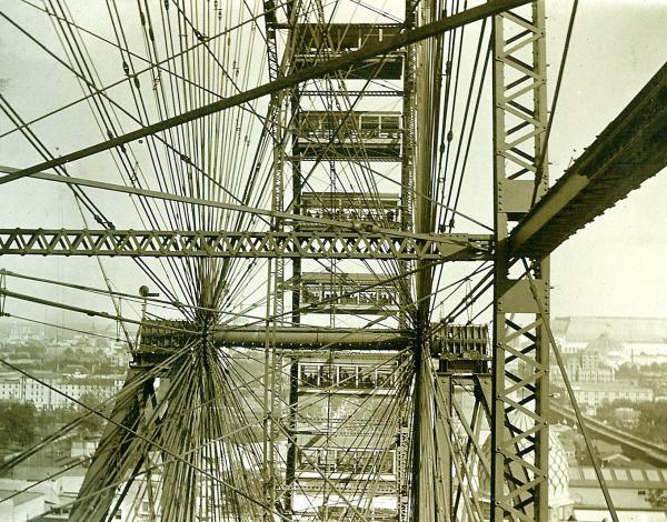 Axle of the Ferris Wheel