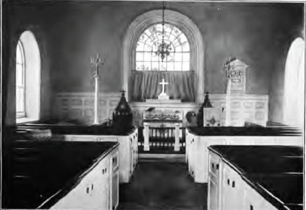 St. David's Church Interior
