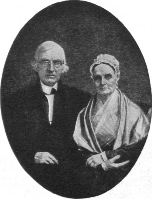 James and Lucretia Mott