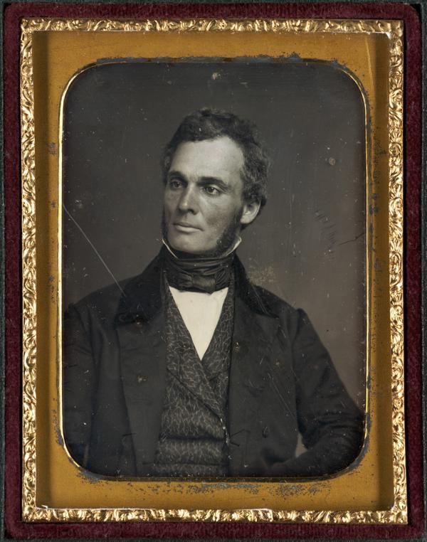 Photograph, quarter plate daguerreotype