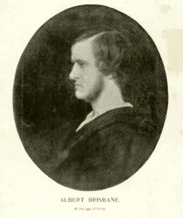 Head and shoulders, facing left.