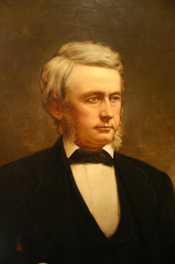Portrait of Thomas A. Scott
