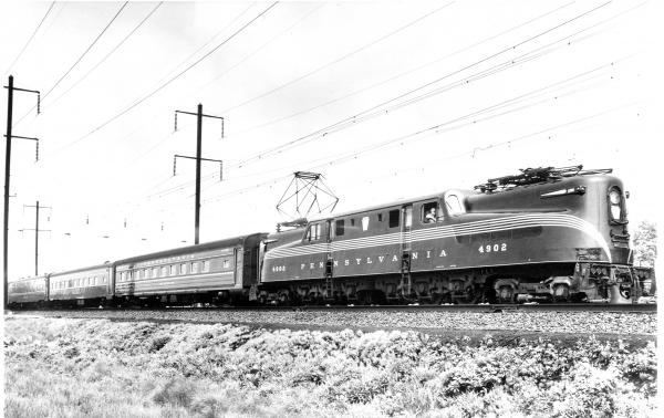GG1 First pr Electric Locomotive