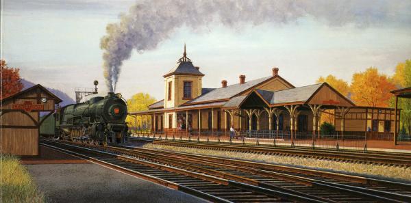 Lewistown Station