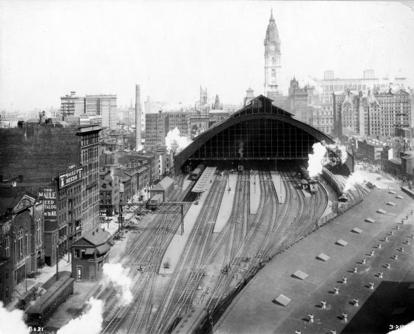 Philadelphia's Broad Street Station