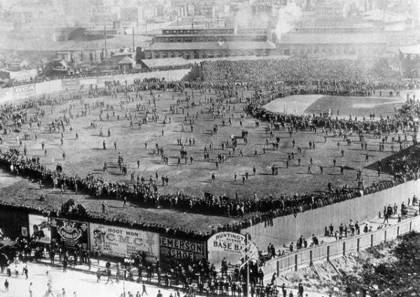 1903 World Series  Photo