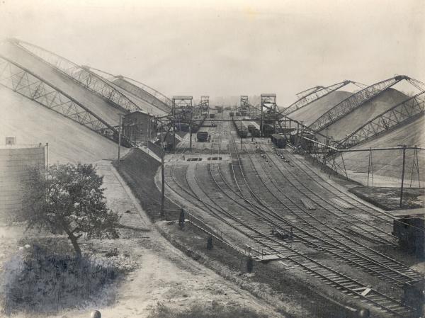 Bridgeport Coal Storage Facility