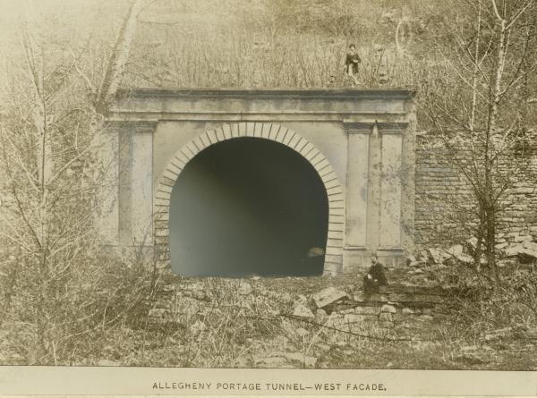 Portage Tunnel