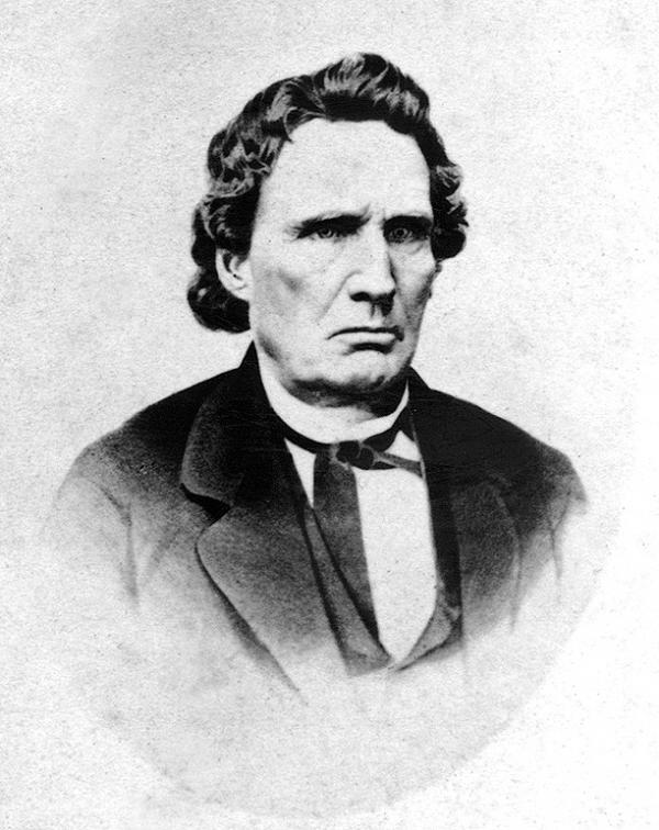 Photograph  of Thaddeus Stevens