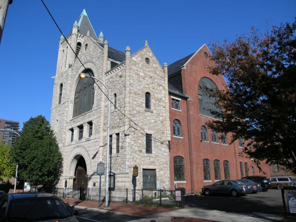 "The African Methodist Episcopal Church, founded here at ""Mother"" Bethel A.M.E. Church, is now the largest independent African-American denomination in the world."