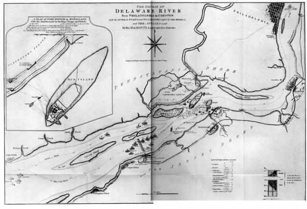 William Faden's Atlas of the American Revolution