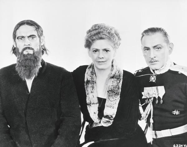 John, Lionel, and Ethel Barrymore.