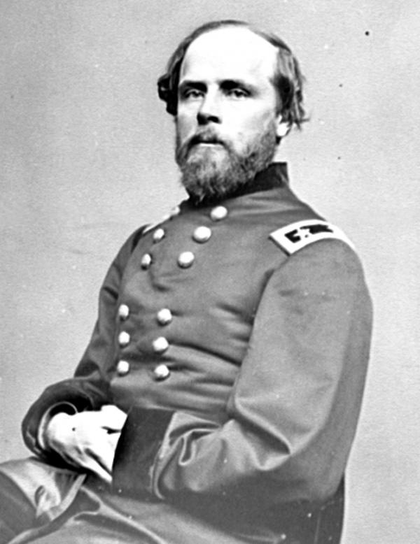 Major Gen. Darius N. Couch