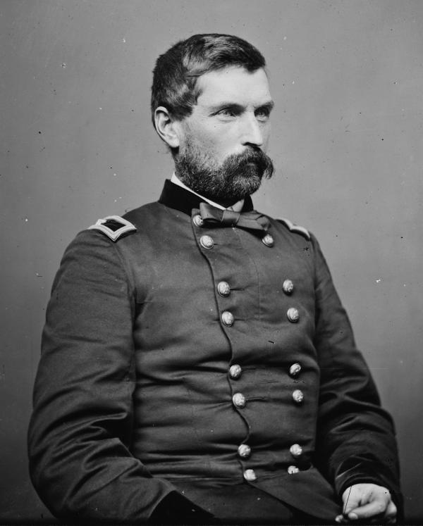 Portrait of Brig. Gen. John Gibbon.
