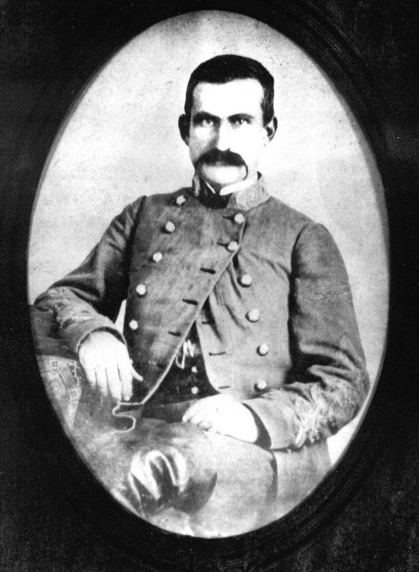 Photograph of Brig. Gen. John McCausland.