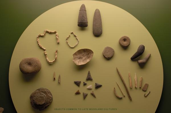 Woodland Period artifacts
