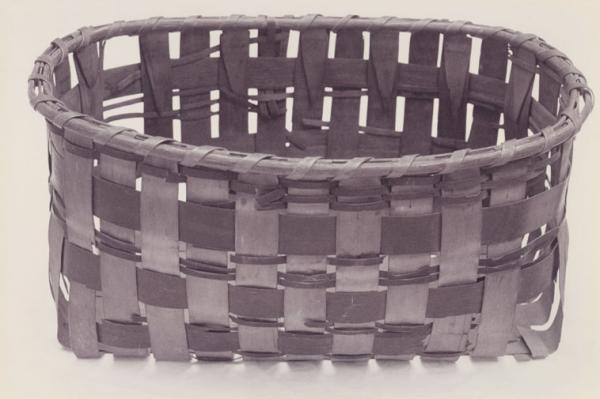 Indian Hanna Basket