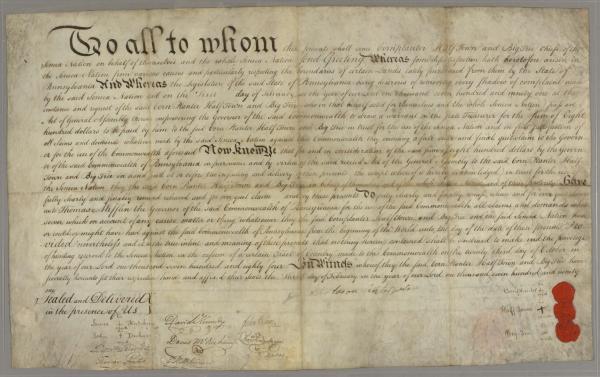 Cornplanter's Seneca Nation release