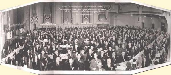Group picture of the first assembly.