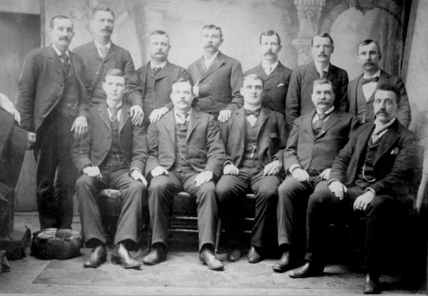The Advisory Board members of the Homestead Steel Strike are: