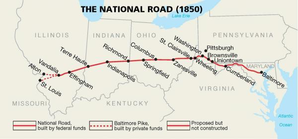 National Road Map