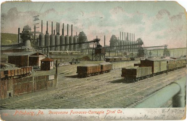 Duquesne Steel Works