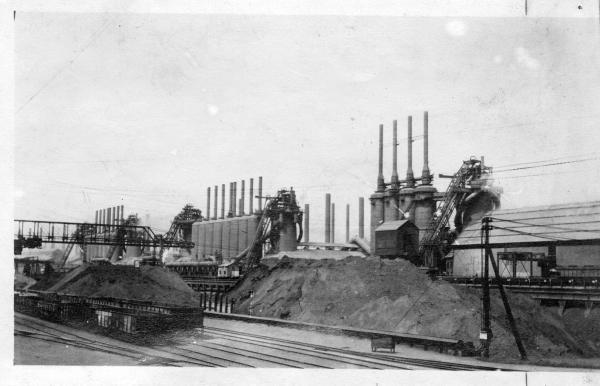 Duquesne Steel Works