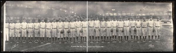 Pirates 1909 Team