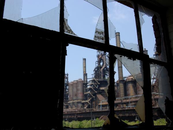 Blast Furnace Bethlehem Steel