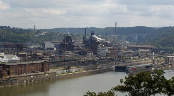 Image of the Steel Works.