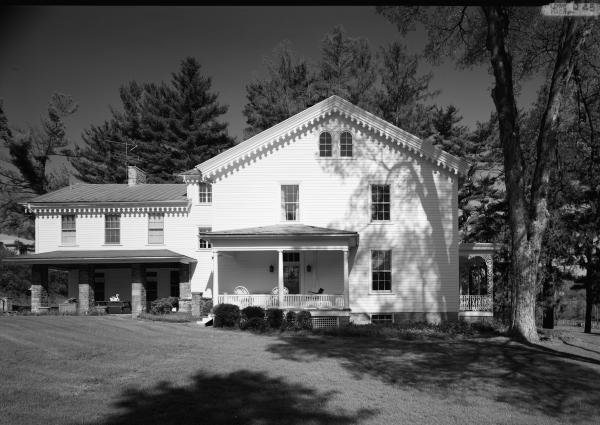 Huntingdon Furnace, Ironmaster's Mansion