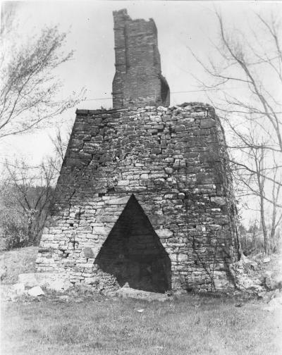 Remains of Eagle Furnace
