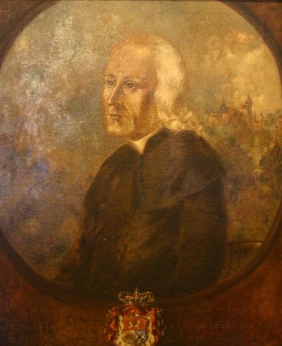 Portrait of Demetrius Gallitzin
