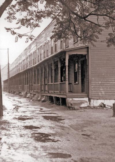 Tenement row