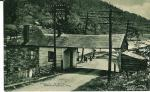 Image of the toll gate in Bedford, Pennsylvania