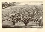 Exterior image of the entire Philadelphia works '