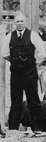 Francis R. Dravo standing.