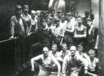 Group photograph of workers.'