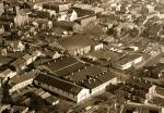 Aerial photo of Boyertown Auto Body Works plant, nd.