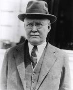 Joseph R. Grundy, head-and-shoulders portrait