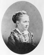 Portrait of Julia Ward Howe