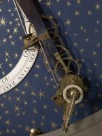 Detail of the orrery.