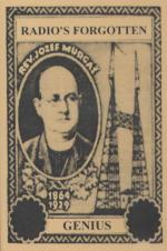 Joseph Murgas commemorative stamp