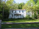 Rachel Carson Homestead, exterior, house, front facade and grounds.