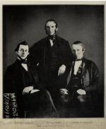 Castner Hanway, Elijah Lewis, Joseph P. Scarlet.