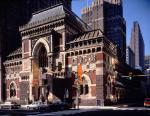 Exterior color photograph of PAFA