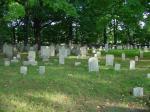 Image of gravestones