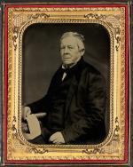 Ambrotype in case of abolitionist Thomas Garrett from around 1850